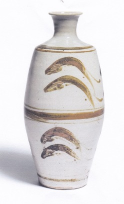 Bernard Leach Vase