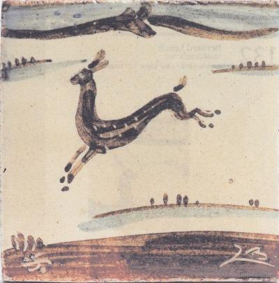 Bernard Leach Tile