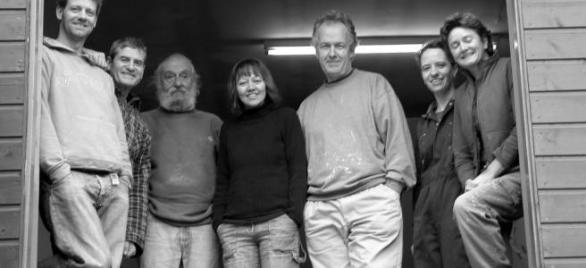 The Gaolyard Group - Rick Henham, 3rd from right
